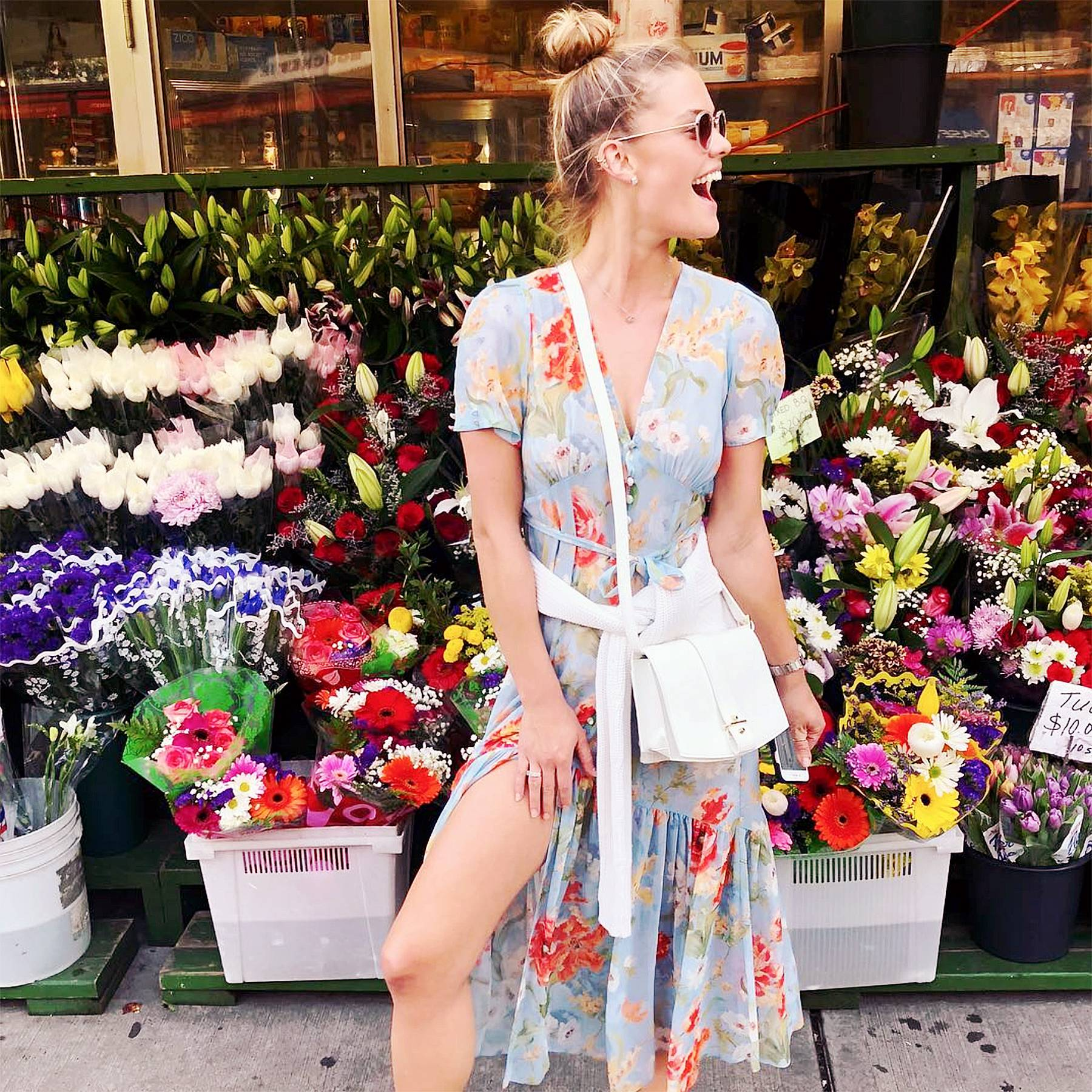 e189dc87f0b1 Zara Floral Midi Dress: Will This Be The Most Popular Dress Of The Summer?  | Glamour UK