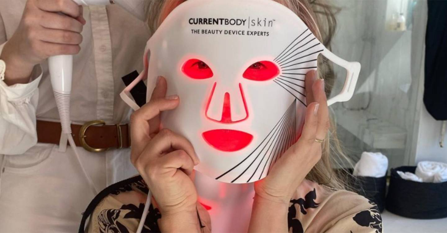 How the A-listers prep for the red carpet (from at-home face masks to steamy saunas)