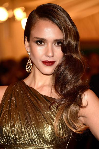 Jessica Alba Gets A Haircut After Giving Birth To Baby