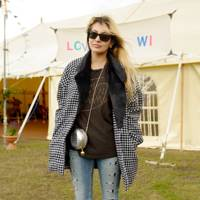 Zara Martin, TV Presenter/DJ, Lovebox 2012