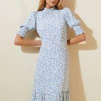 POST-LOCKDOWN SUMMER DRESSES: TEA DRESS